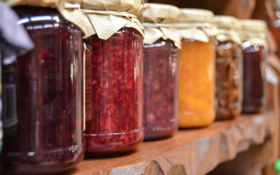 A Guide to James, Jellies, and Preserves: From Apples to Peaches