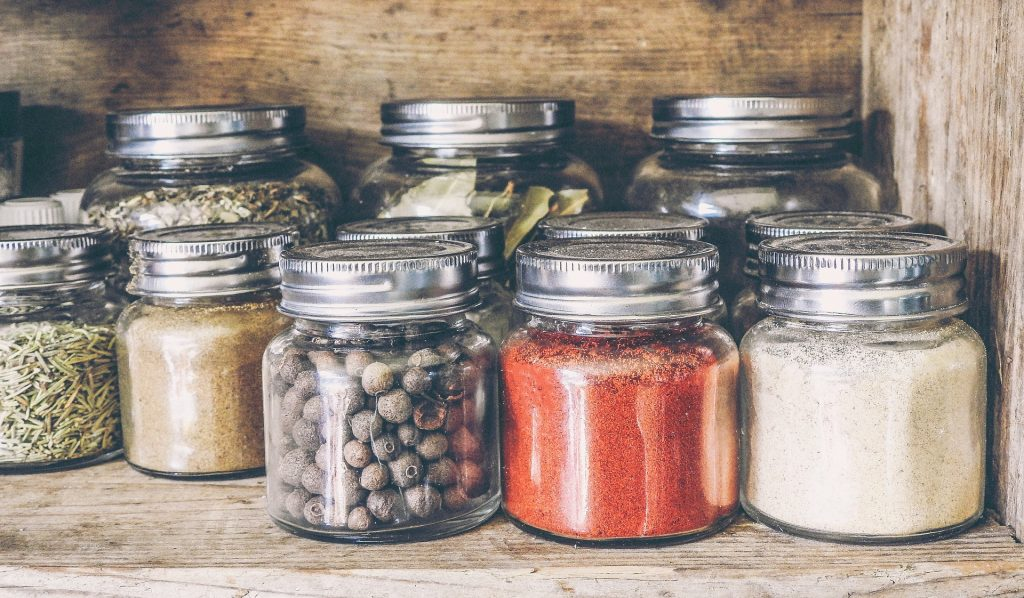 How to Stock Your Pantry by Drying Herbs
