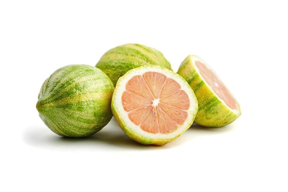 Pink Variegated Lemons